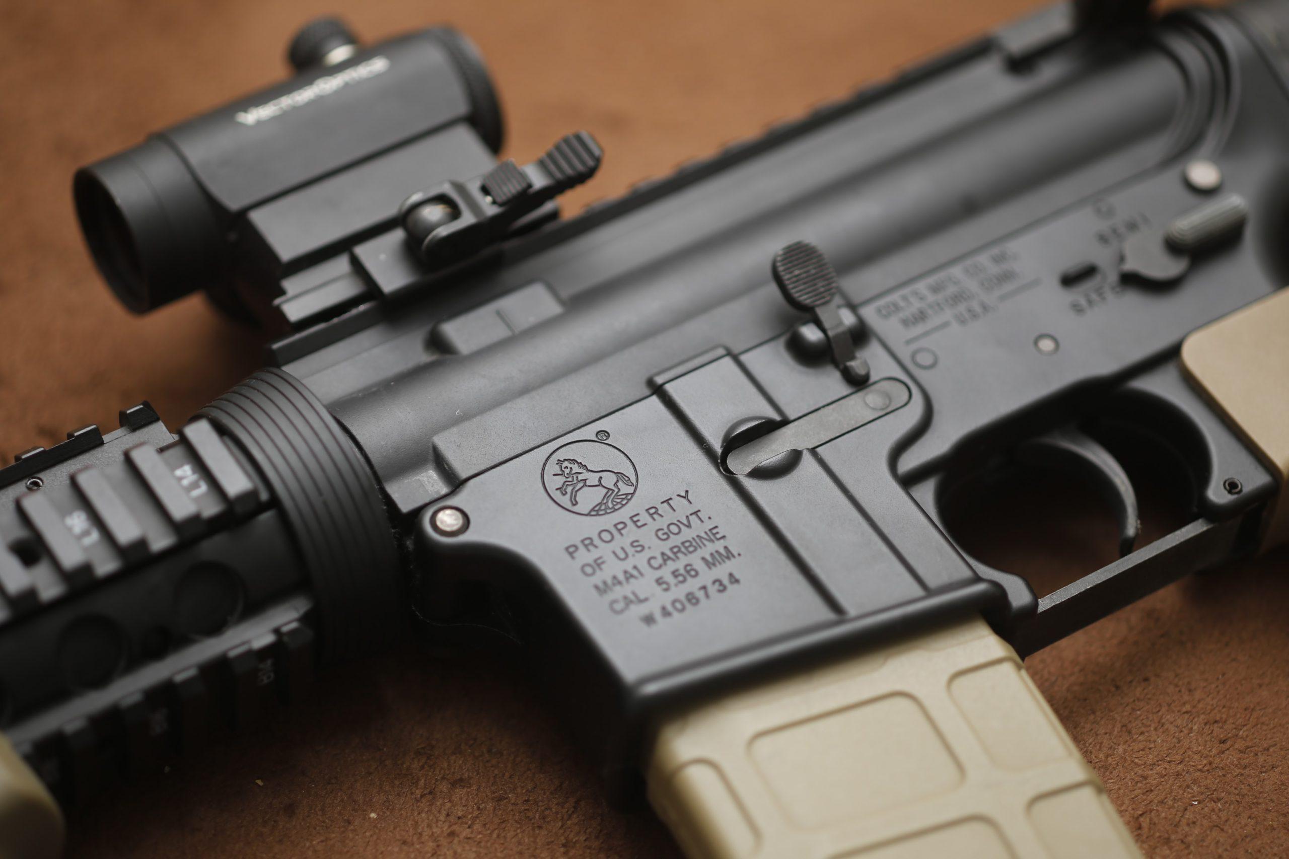 【カスタム】次世代M4の「邪魔な」リコイルをオミットしよう!